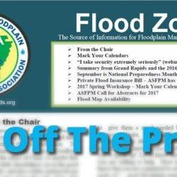 Flood Zone Announcement