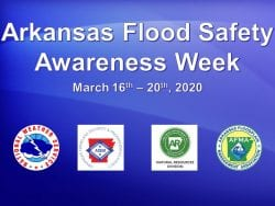 Arkansas Flood Awareness Week