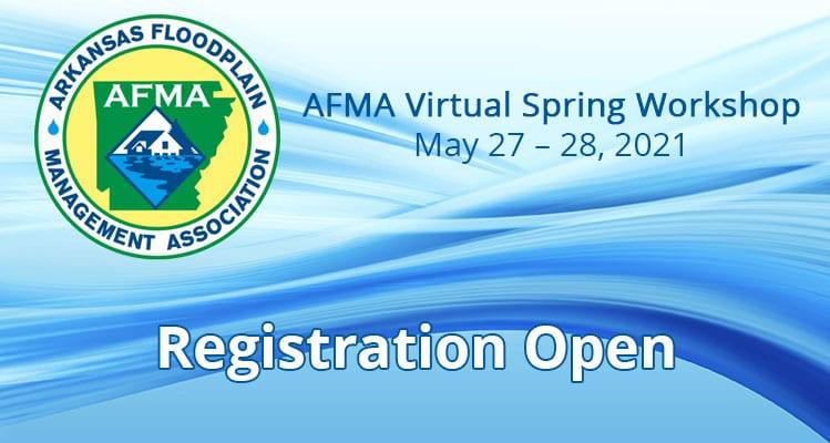 2021 spring workshop registration open