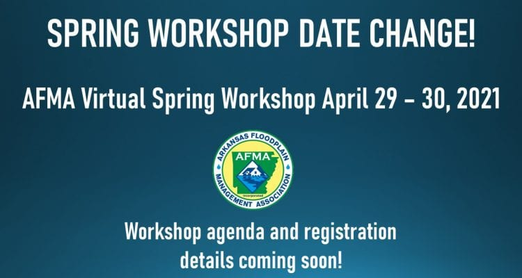 Spring Workshop date change